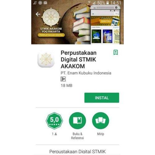 Launching Aplikasi Buku ...