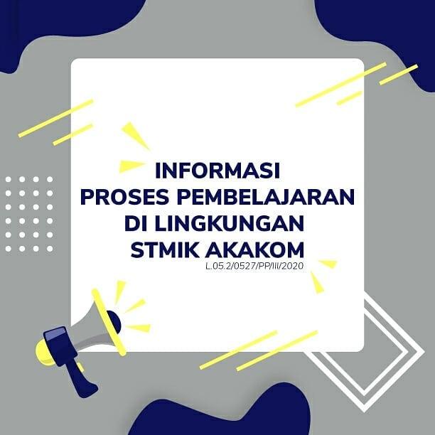 Informasi Proses Pembelajaran ...