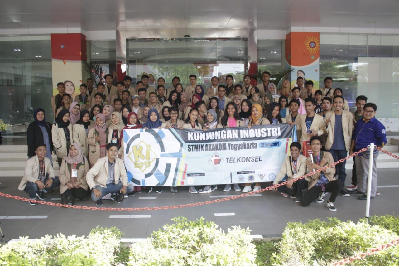 Kunjungan Industri Mahasiswa ...