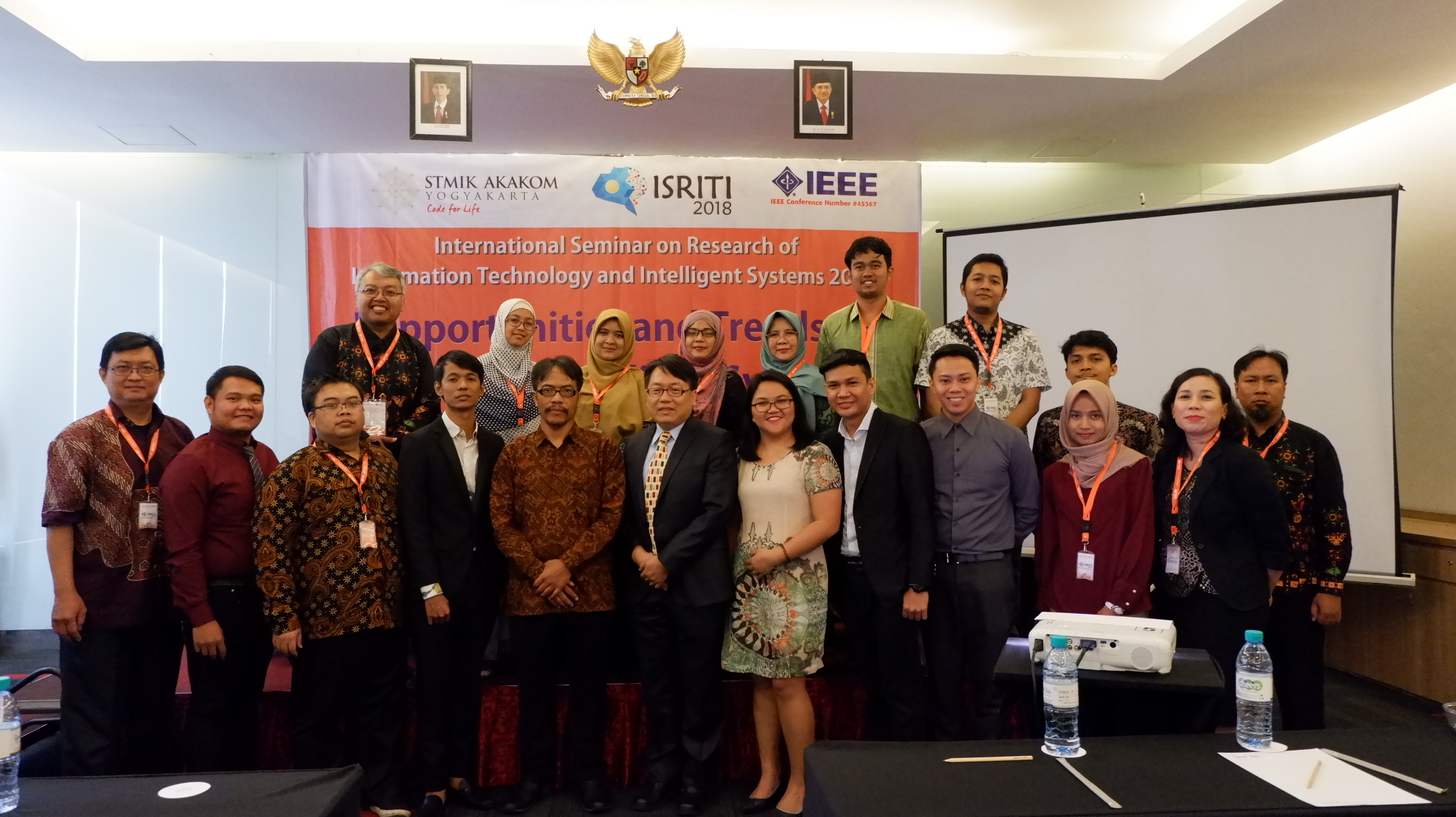 IEEE Conference ISRITI 2018 ...