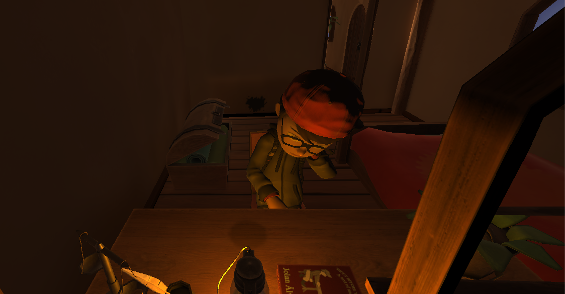 "GANAS 3D, ""Game ..."