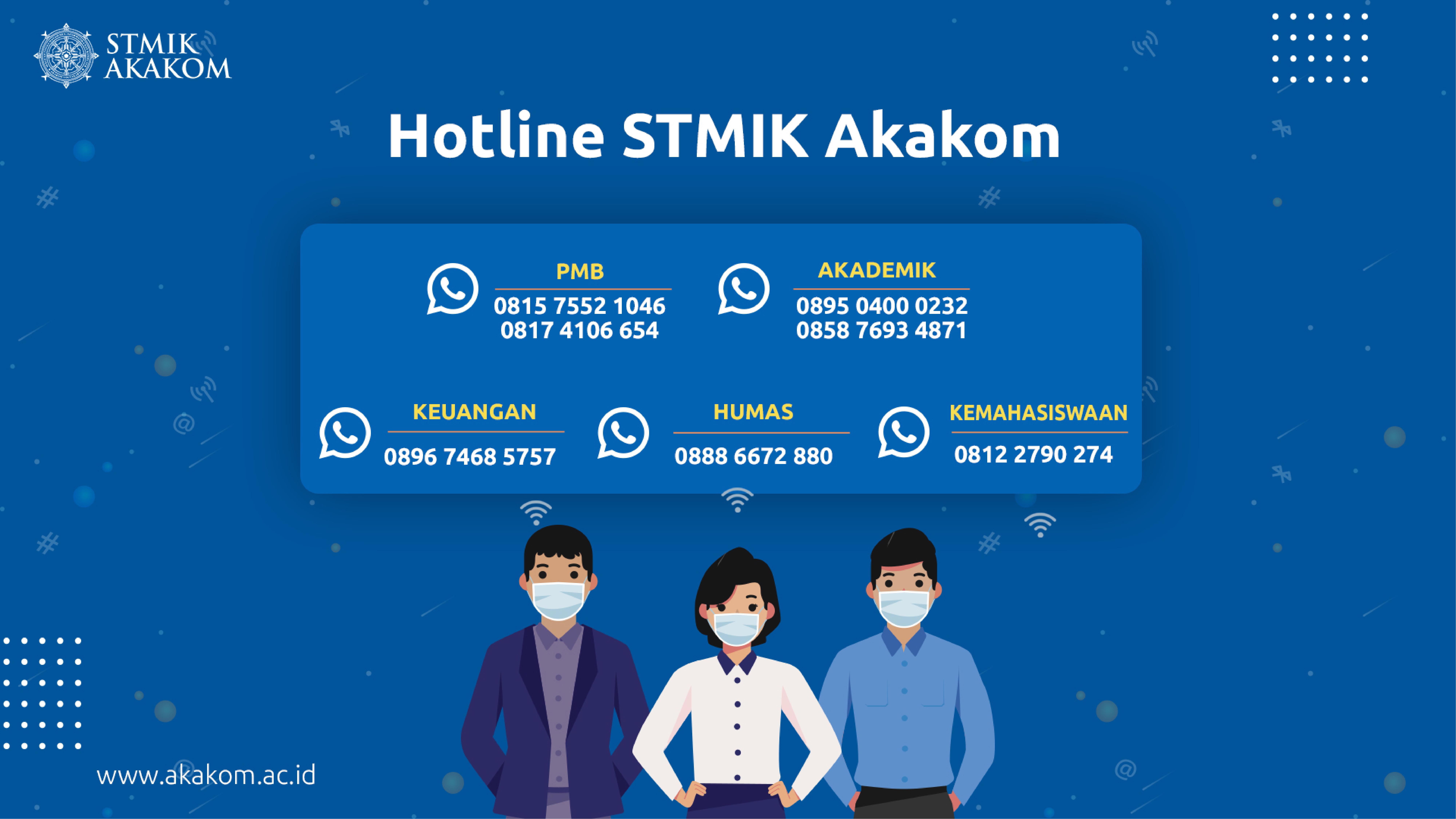Kontak Hotline STMIK ...