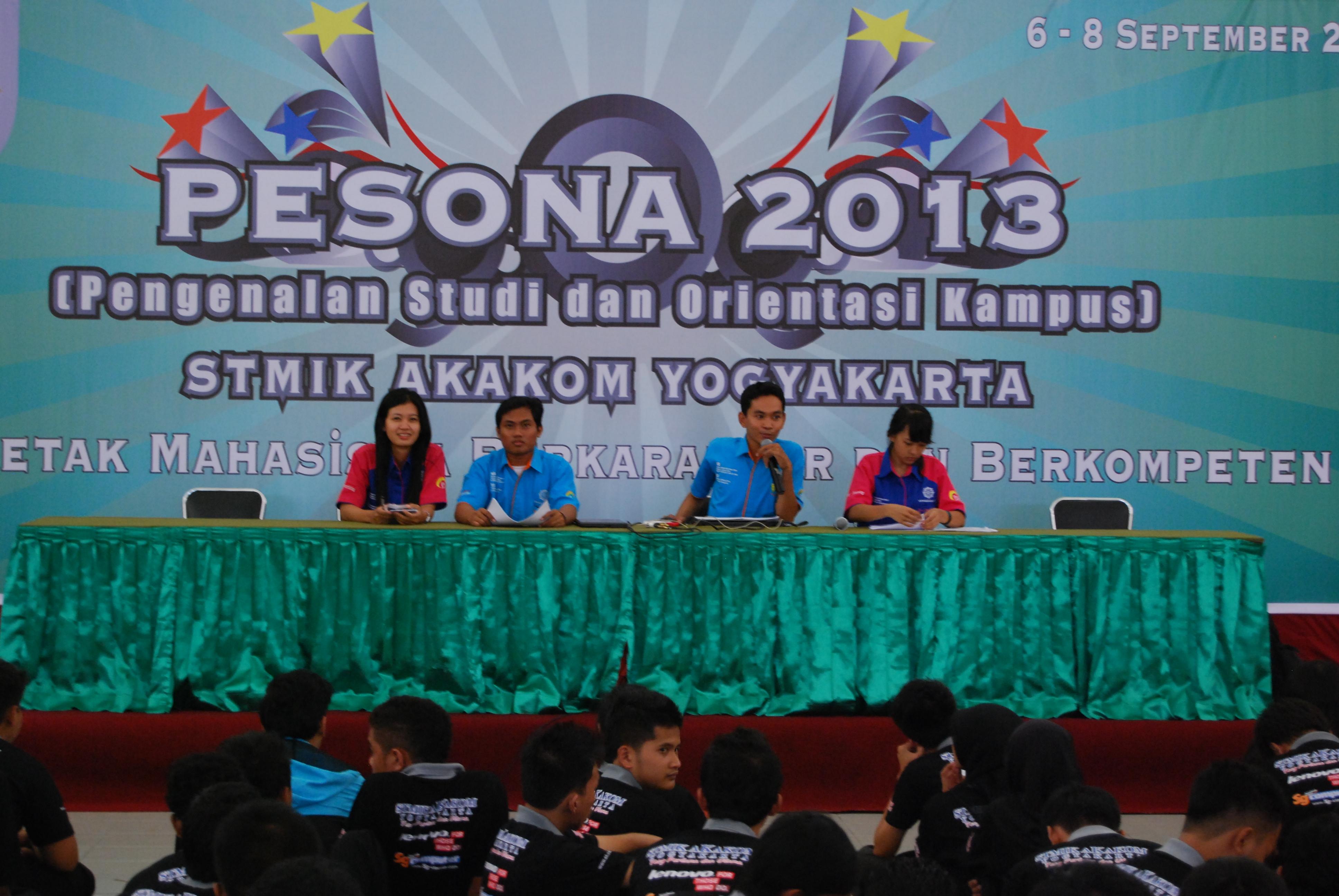 PESONA 2013