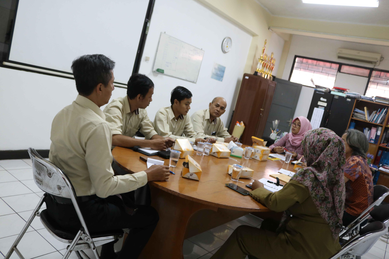 Kunjungan Politeknik Indonusa ...