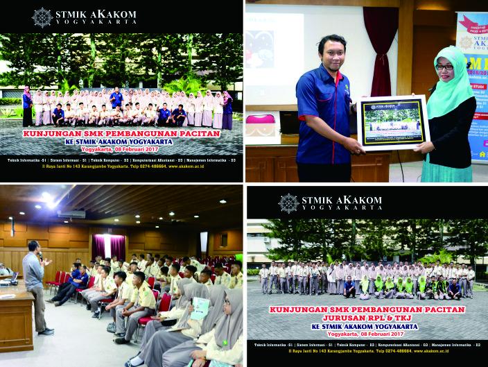 Kunjungan SMK Pembangunan ...