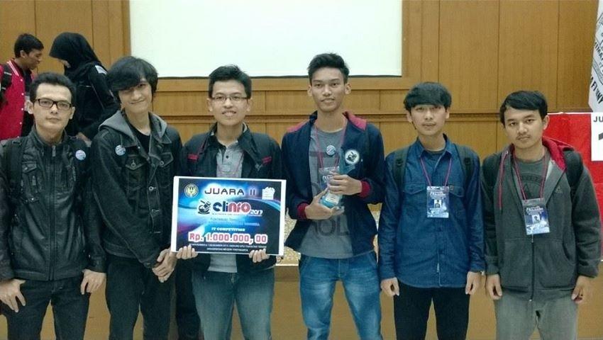 Juara II ELINFO