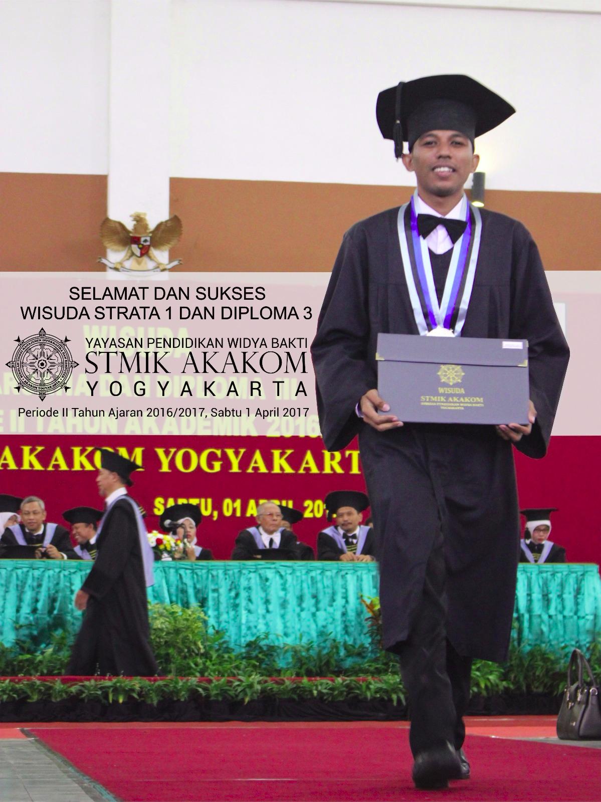 Wisuda Diploma dan ...