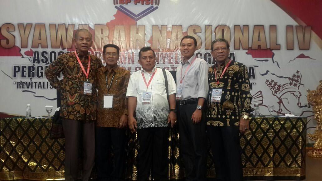Musyawarah Nasional ABP-PTSI ...
